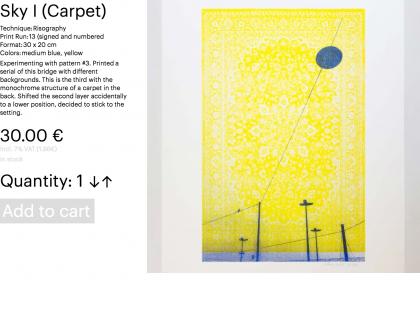 Sky I (Carpet)
