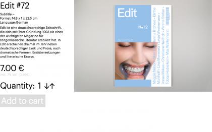 Edit #72