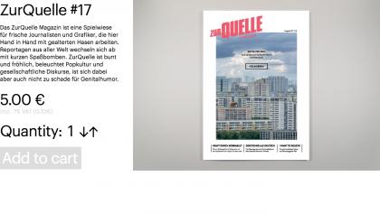 ZurQuelle #17