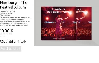 #Hamburg – The Festival Album