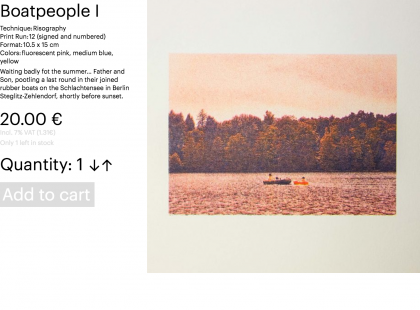 Boatpeople I