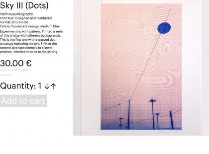 Sky III (Dots)