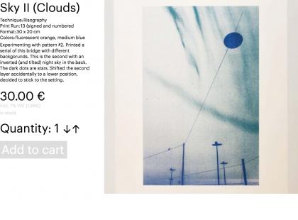 Sky II (Clouds)