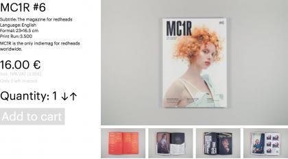 MC1R #6