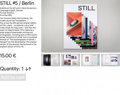 STILL #5 / Berlin