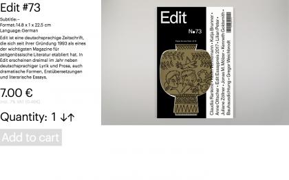 Edit #73