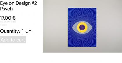 Eye on Design #2 Psych