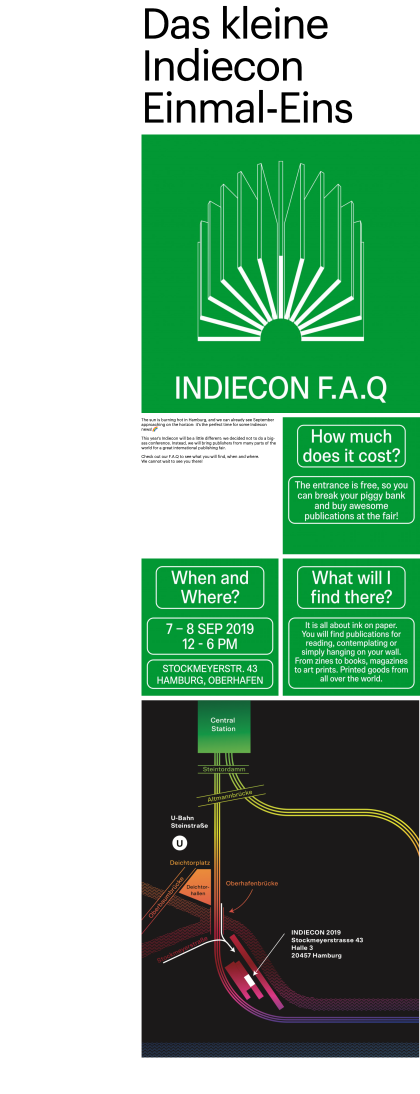 Indiecon 2019 – FAQ