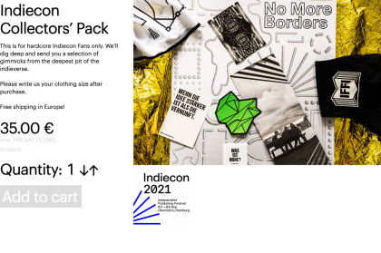 Indiecon Collectors' Pack